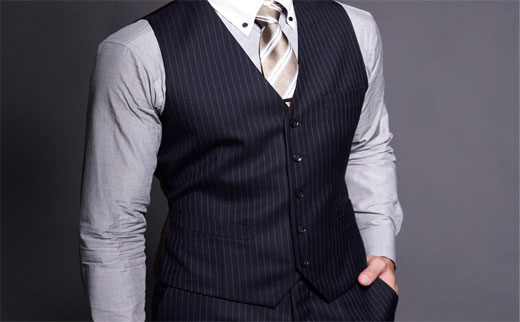 How to maintain a men's waistcoat